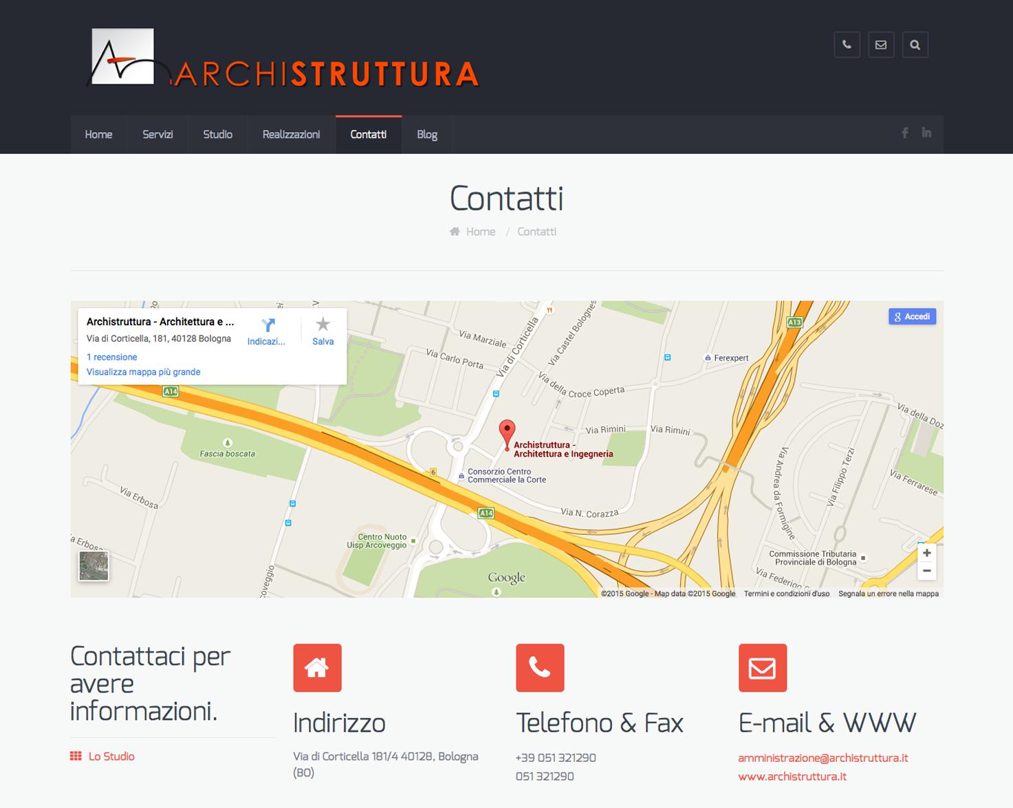 Archistruttura Bologna