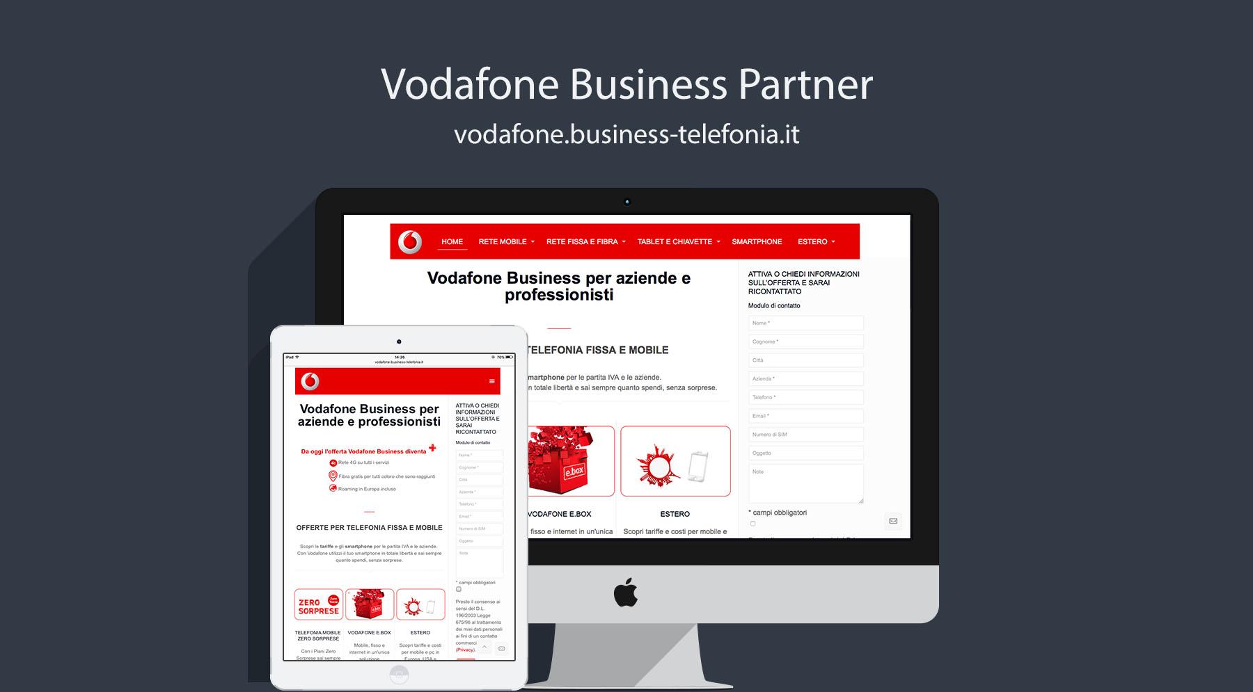 Vodafone business partner