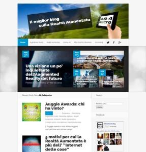bewable portfolio AR  for Marketing