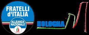 Logo Fratelli d'Italia AN Bologna