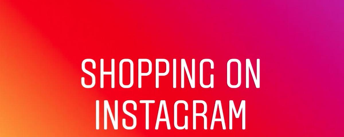 Instagram per ecommerce
